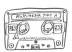 multimedia tape