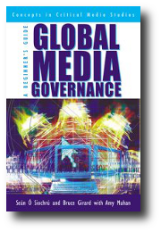 global media governance cover